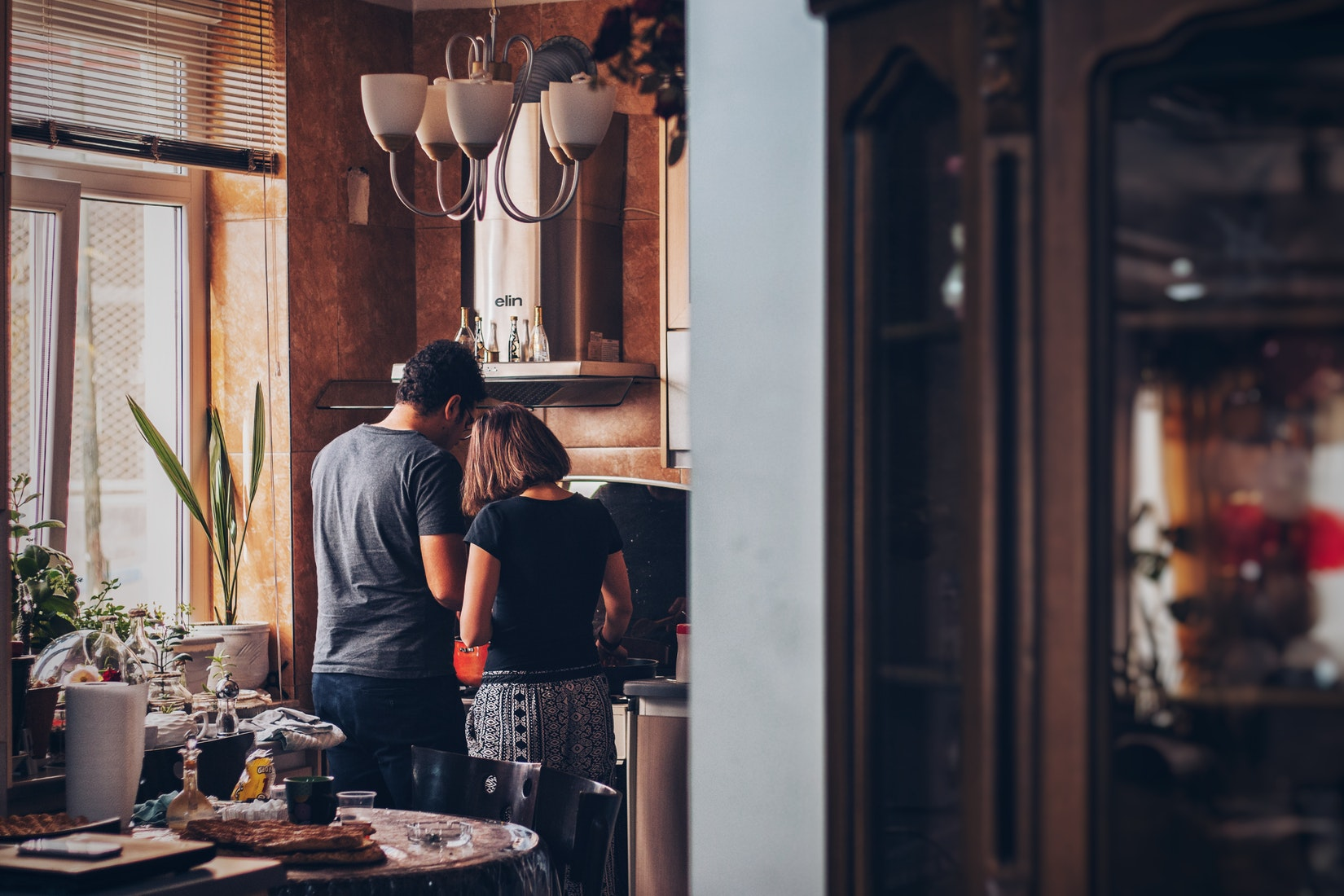Come arredare una Cucina piccola e renderla funzionale